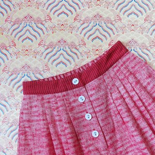 "Lucid Dream ""cherry red pleated pants"""