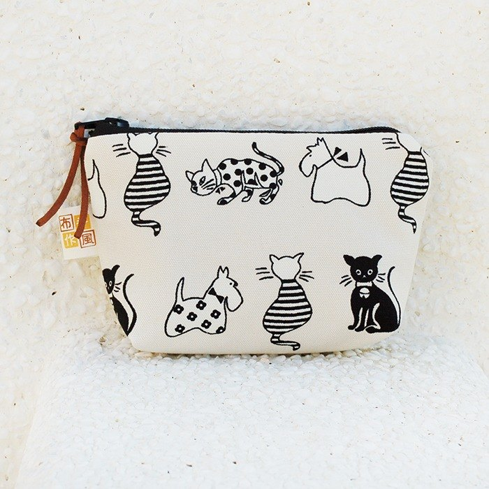 Cat and dog small storage bag
