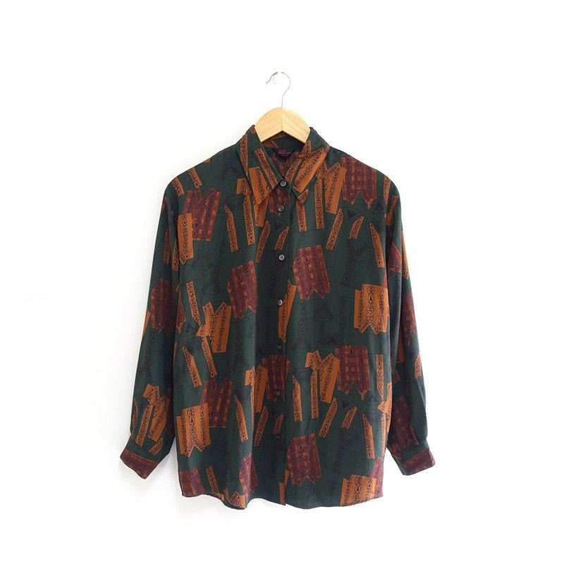 │Slowly│ various shapes - vintage shirt │ vintage. Vintage. Arts. Japan