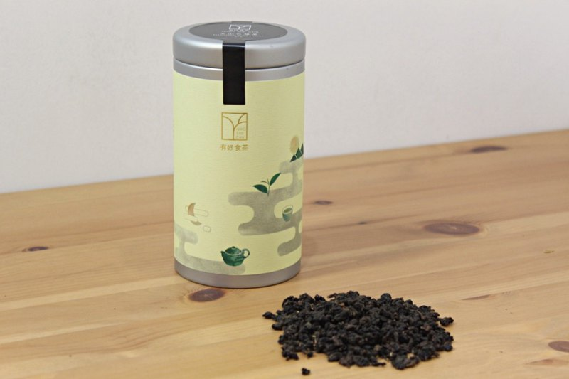 【有好食茶】木柵鐵觀音 - 罐裝茶葉