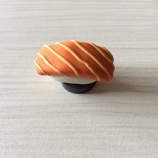 Grip sushi clay / magnets / salmon belly