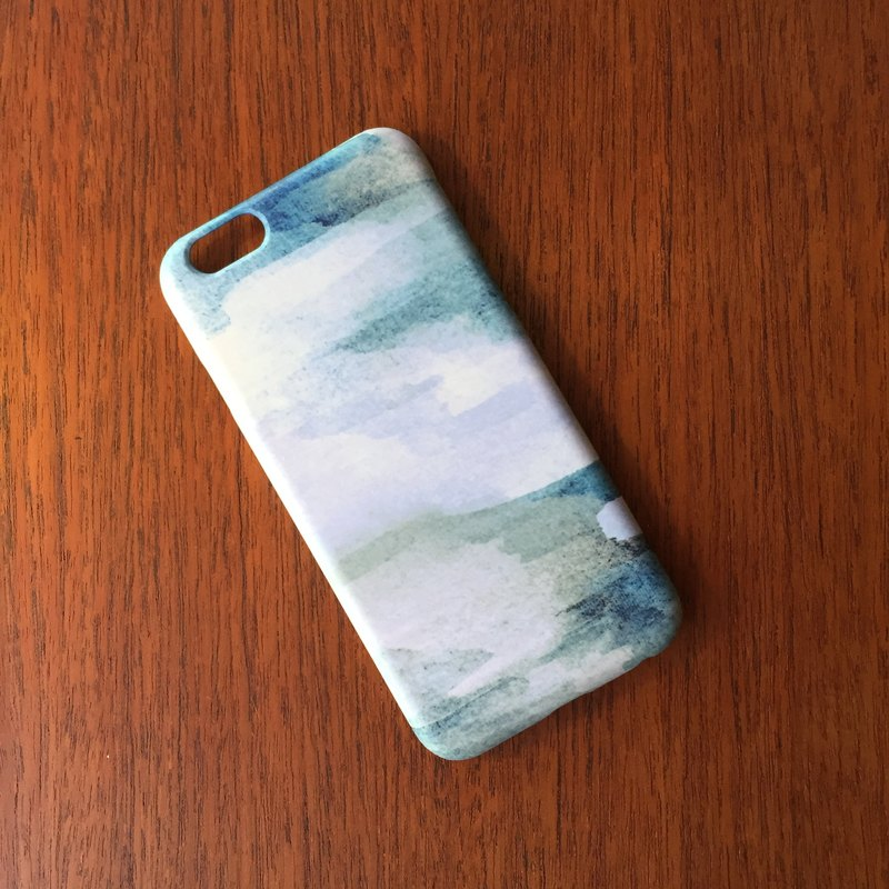 Blue Ocean Mobile Shell Hard Shell iPhone Android