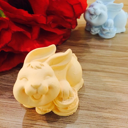 | Fragrance happy || gold rabbit rabbit ||