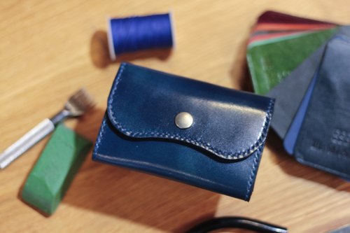 Make Your Choicesss handmade Italian leather key cases - Card Pack