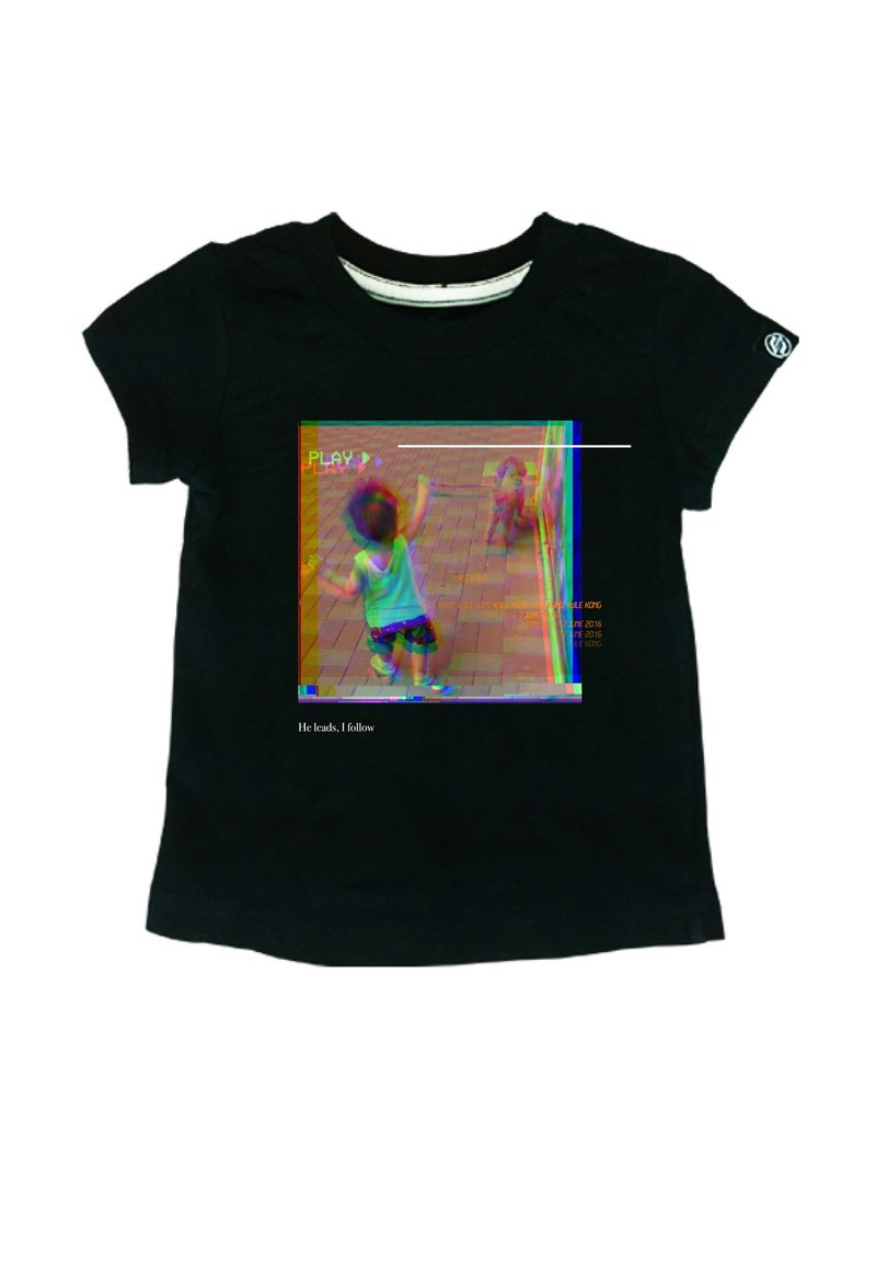 Baby T Custom black T sold out