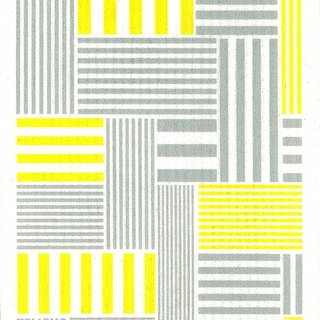 e.spongewipe_muovo_ yellow stripe absorbent cloth _L