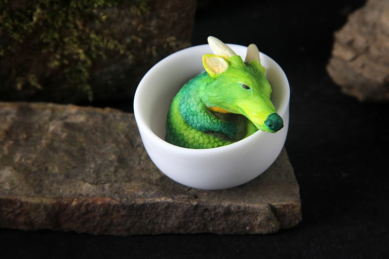 Tea Dance Dragon (Jade Dragon)