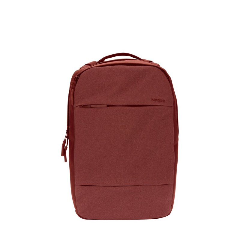 [INCASE] City Dot Backpack 13吋 City Mini Notebook After Backpack (Red Wine)