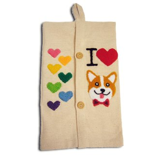 Corgi Softpack Tissue Bag