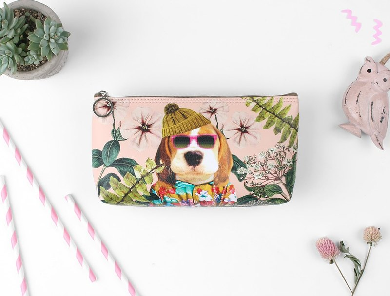 STILL AND CHEW Triangle Cosmetic Bag / Small Bag - FASHIONISTA