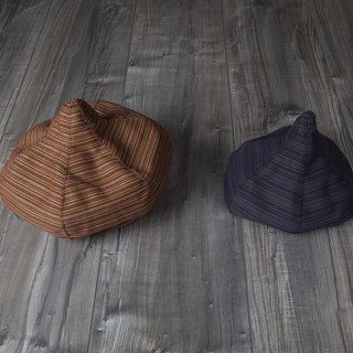 kids_stripe pattern magic lamp beret
