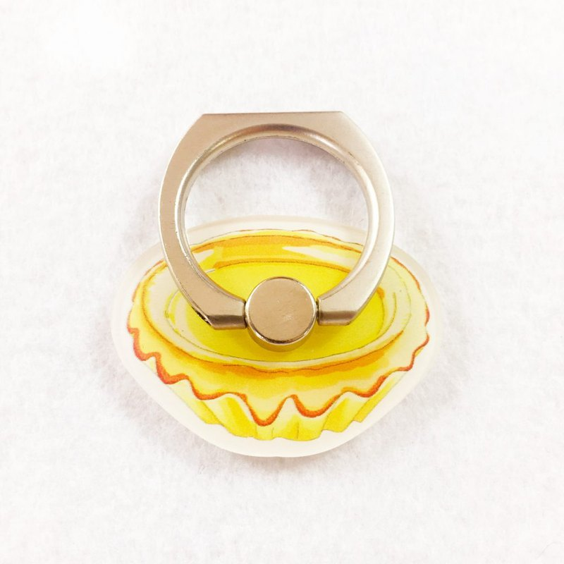 OLO Series -  Egg Tart Mobile Ring (S2018-020)