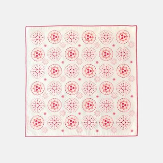 Furoshiki Cloth / Firework / Berry Red