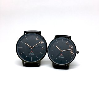 Customized Watches - Valentine's Day Gifts - Couples Promotions