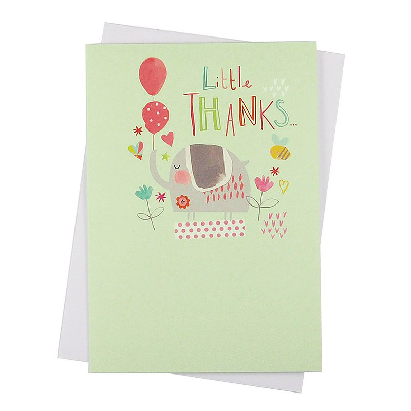 Small thanks for saving big love [Hallmark-card unlimited thanks]