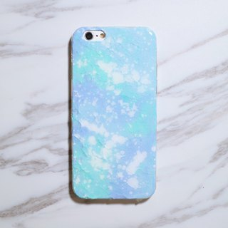 Wonderland series ll 006 ll hand-painted oil painting phone case