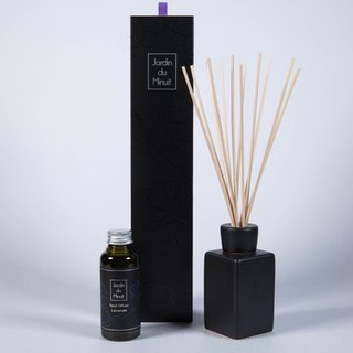 Expand incense bamboo group - lavender