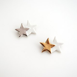 LIMITED Special star brooch