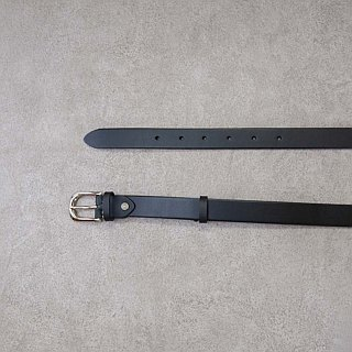Be Two ∣ 25mm Italian vegetable tanned leather handmade female belt / wide belt / free embossed