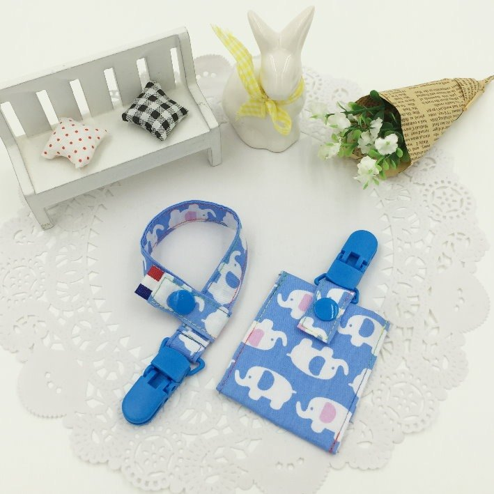 C59-Pacifier chain + Pingfu bag value concession package Miyue must vanilla pacifier to send name
