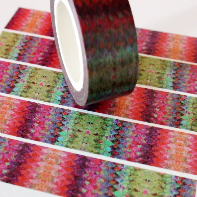 Sample Washi Tape Fengyang Fabric