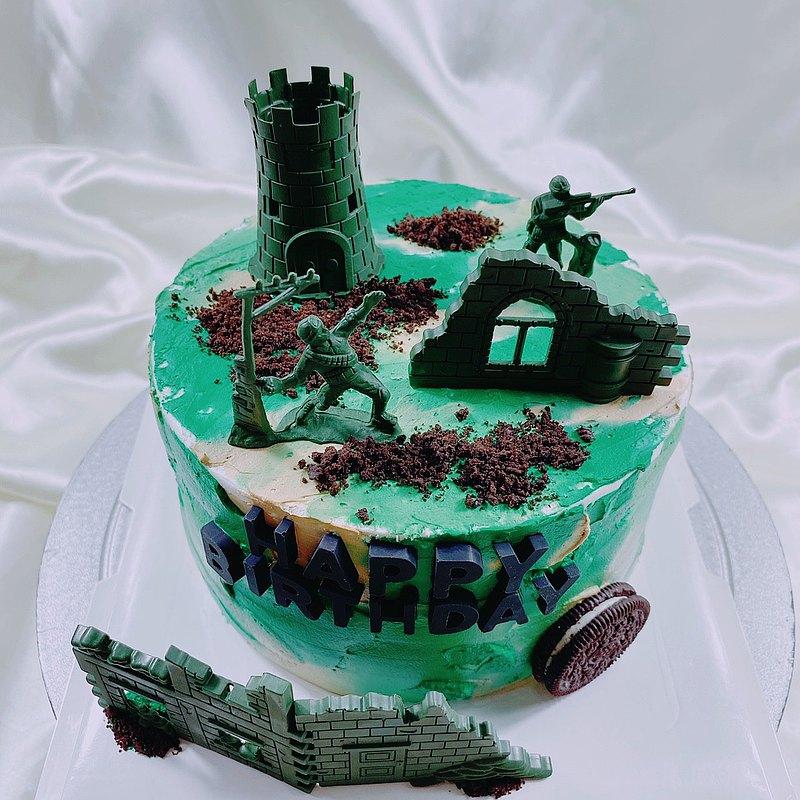 想當年 生日蛋糕  客製蛋糕  6 8吋  限台南面交