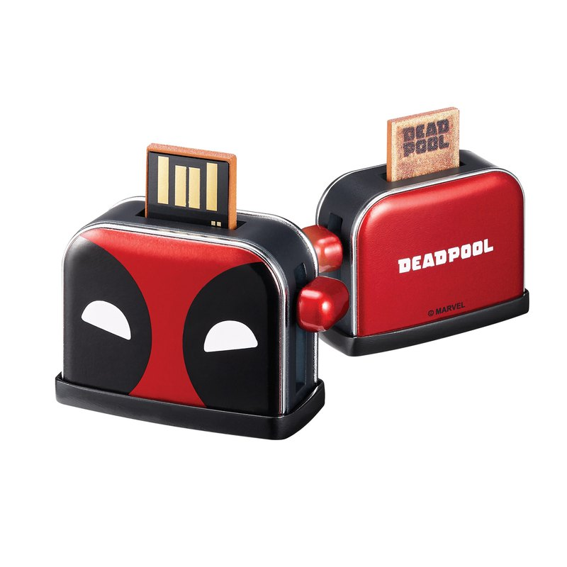 InfoThink Deadpool DeadPool Series Baking Taster Pen 16GB