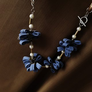 HARPER Necklace :BLUEPEA