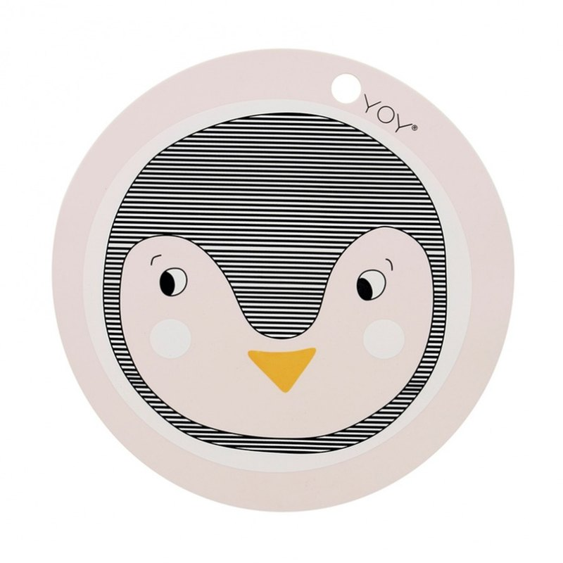 Penguin Silicone Placemat | OYOY
