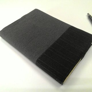 Exquisite A6 cloth book clothing ~ black (single product) B04-042 (Wu XX designated single area)