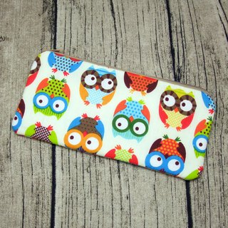 Large Zipper Pouch, Pencil Pouch, Gadget Bag, Cosmetic Bag (ZL-77)