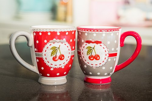 French cherry series of cups (2 in)