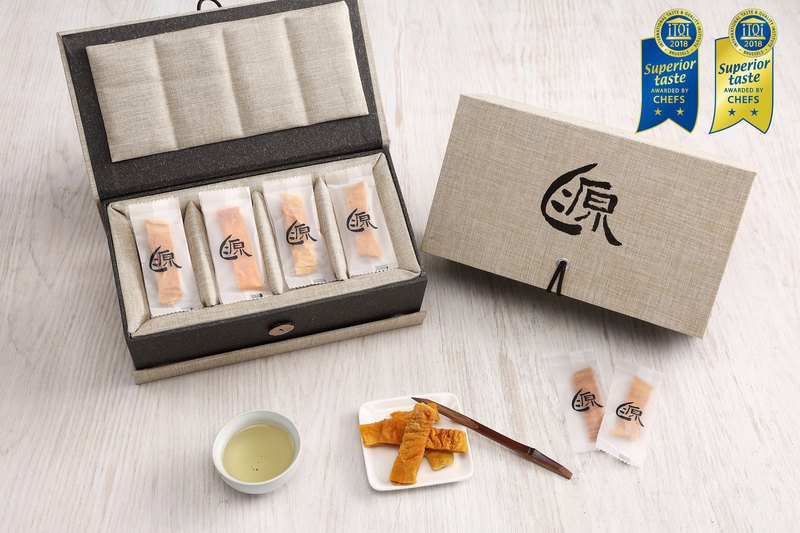 Food Michelin 2 stars - [source home dried mango] classic gift box