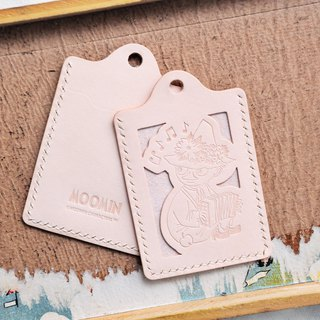 MOOMIN x Hong Kong-made leather Shiliqi document sets are well-stitched