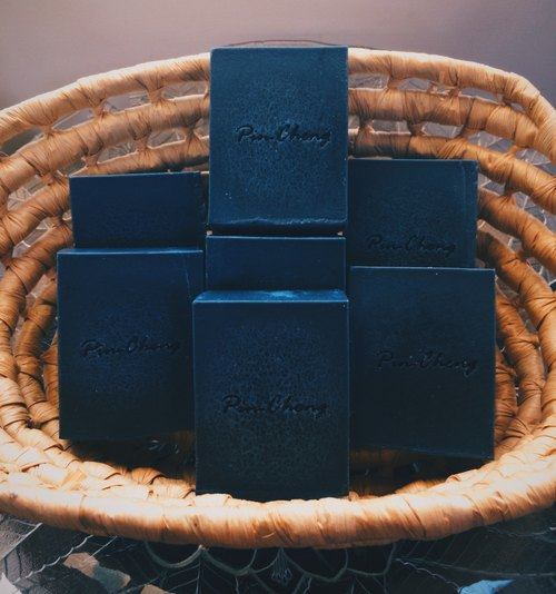 Black beauty soap