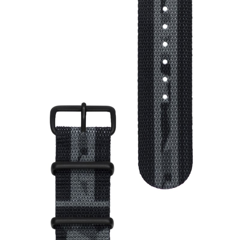 HYPERGRAND military strap - 22mm - BLACKHAWK Black Hawk program (black buckle)