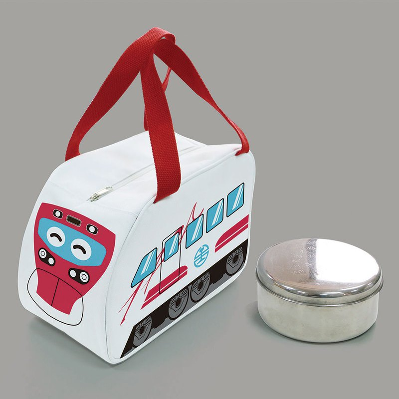Pu Yuma insulation lunch bag