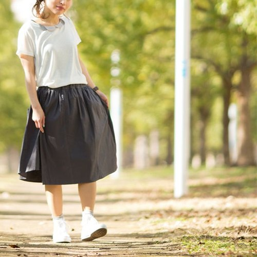 ☆ Palette ☆ 彡 Tiered Gather Skirt