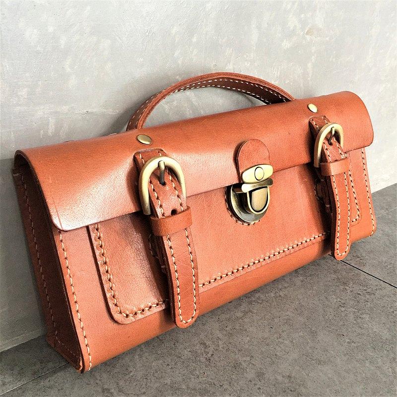 經典手拿包 // Clutch bag // 手提包 // 可專屬刻字 // 手拿包