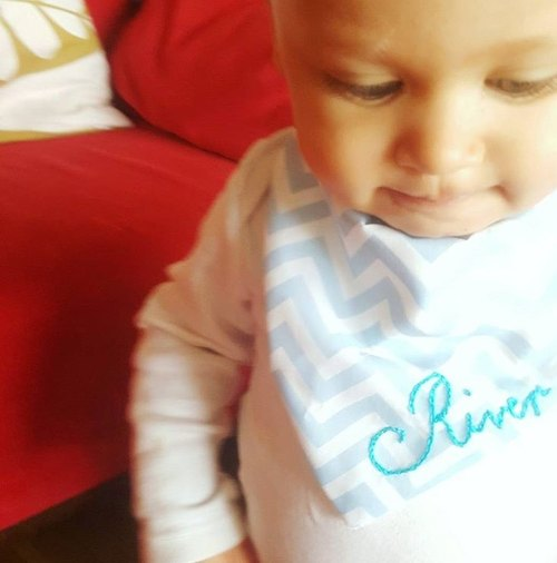 Bib, Baby bib, customized bib, name bib