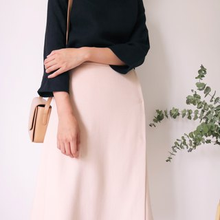 Issy Skirt wool irregular skirt multicolor to choose from