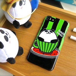 Watermelon Cup Panda mobile phone shell (iphone7 / 8)