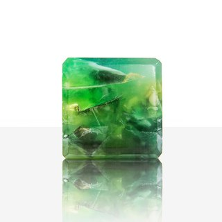 Tesseract Soap-Vitality Man/Green