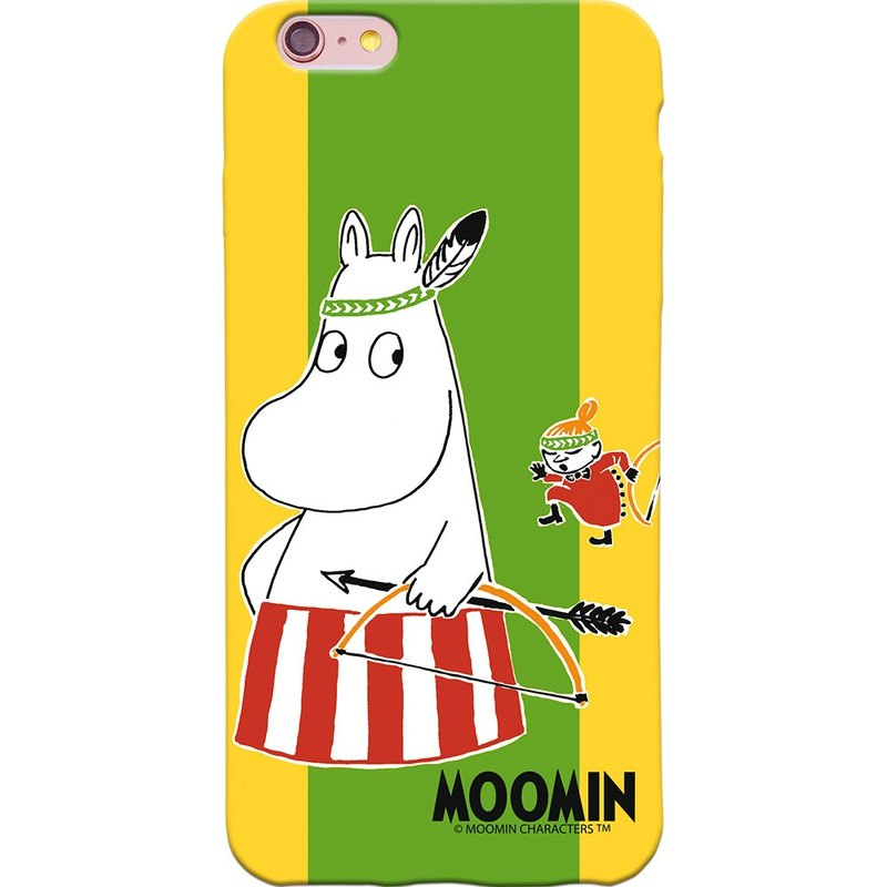 Moomin 噜噜 米 authorized-3D full version hard shell, AE07