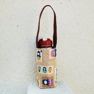 Russian doll kettle bag / beverage bag