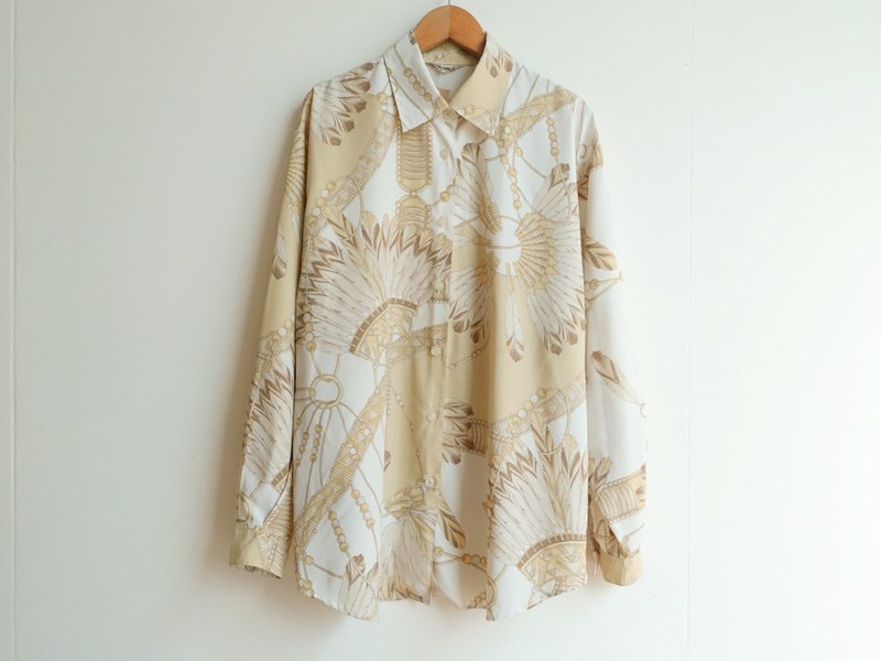 Vintage / Shirt / Long sleeve no.346 tk
