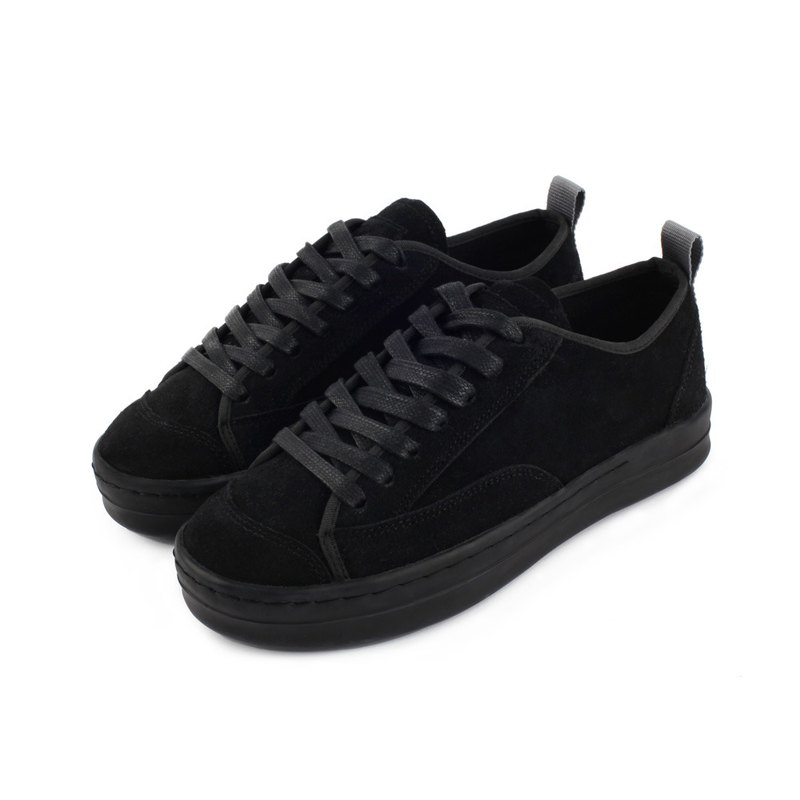 Jdaul Handmade in Korea/ SUPERB ORIGINAL SUEDE Sneakers ALL BLACK