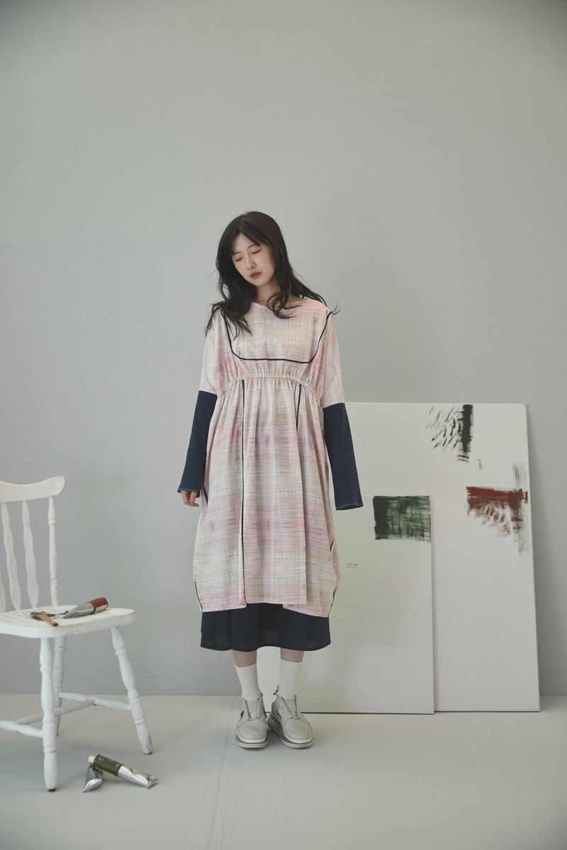 2019aw flower cloth number 002_ white room at work place