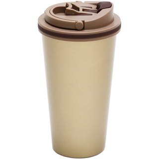 Lala deduction stainless steel mug -500ml (Hyun bright gold)