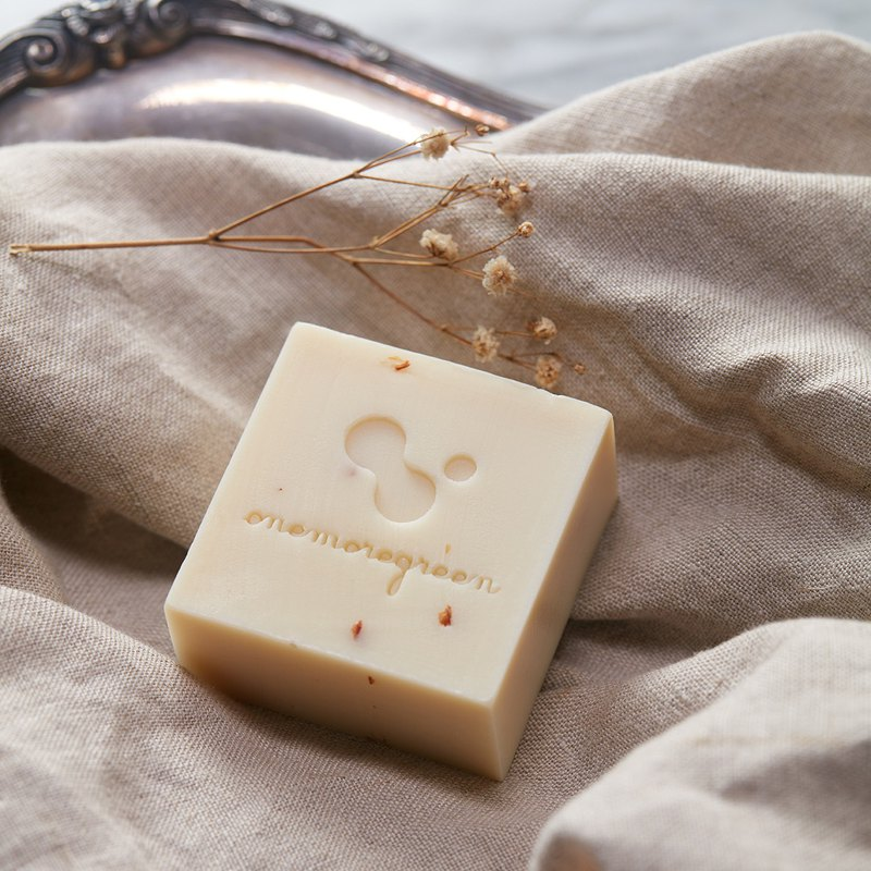 Good night little jasmine jasmine white soap │ dry skin │ clean face bath
